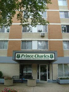 One Bedrrom Units Downtown Regina - One month FREE rent
