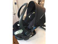 Stokke car seat iZiSleep and ISOFix base