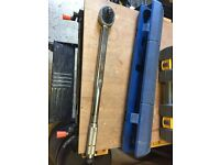 """Sealey 3/4"""" drive torque wrench"""