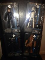 Star Wars black series action figures NEW!!