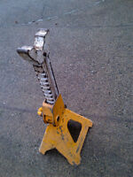 Axle support