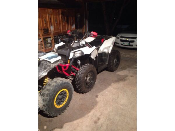 Used 2013 Polaris scrambler 850 Ho