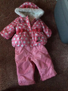 Baby girl spring and winter coats