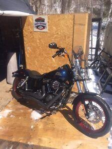 FXB Dina street Bob 2013 Harley Davidson