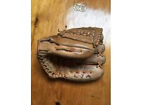 Vintage Wilson Baseball gloves
