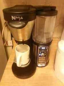 Ninja coffee bar $40