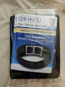 BRAND NEW Dr-Ho's pain therapy back belt pack