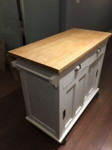 Kitchen Island from Bed Bath & Beyond original price $500