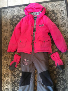 Snowsuit Souris Mini - size 7-8 years old