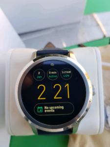 Fossil watch Q touchscreen