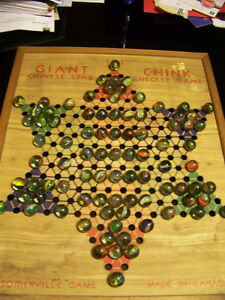 Retro Chinese Checkers/(Says Chink Checkers)