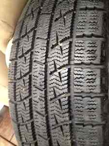 Set Of 4 Marshal Winter tires   205/70/15