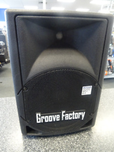 Groove Factory 120W Powered Speaker - $99.99