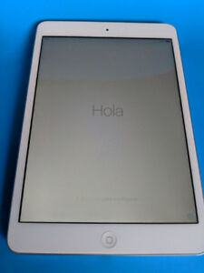Ipad mini 3rd generation, 16GB space Grey with case