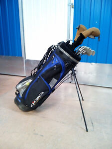 Taylor made Burner demi golf set + Ogio Sport carry bag