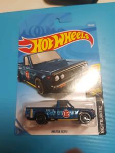 Hot wheels Mazda Repu blue