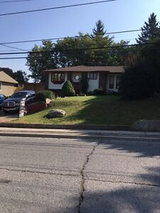 Great bungalow on large downtown Port Perry lot
