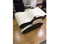 Chair for hair salon or barber shop , sink chair