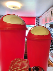 Red Kitchen Selection