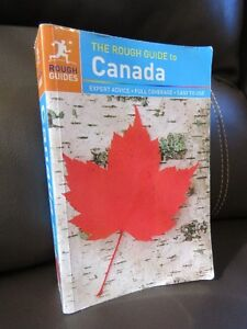 travel guides for Canada