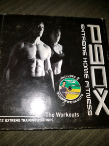 P90x home fitness videos