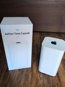 Apple Airport Time Capsule 2TB - $220