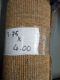 Natural Golden sisal Flooring (free delivery)