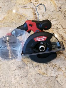 Milwaukee fuel metal saw