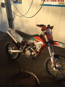 "Ktm 450xc-w six days ""reduced!!!"""