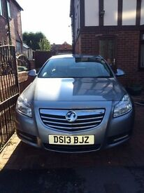 Vauxhall Insignia silver great condition FULL SERVICE HISTORY