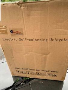 Electronic Unicycle