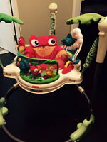 Jumperoo - Fisher Price Rainforest Theme