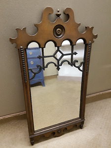 Antique Federal Style Wall Mirror