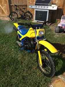 1989 Suzuki DS