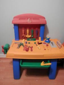 Little Tikes Tool Bench with Tools Windsor Region Ontario image 2