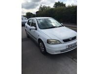 Vauxhall Astra 1.7 diesel, eco4, £30 road tax for the year!!
