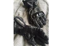 Harley Davidson FXRG gore tex gloves