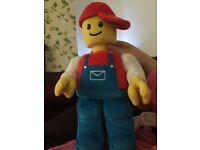 2004 lego plush toy