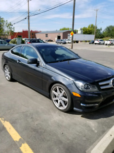 Mercedes-Benz C350 Coupe 4Matic