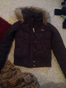 Hollister winter coat Windsor Region Ontario image 1