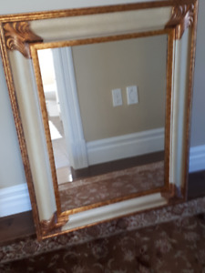 Beautiful Traditional Style Mirror Sold PPU