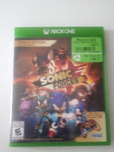 Sonic Forces for XBox One - Bonus Edition