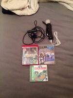 Playstation 3 move accessory and games