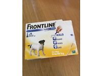 FRONTLINE SPOT ON SMALL DOG WORM & TICK TREATMENT
