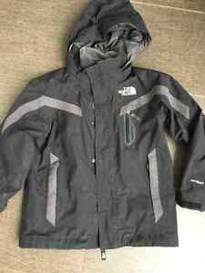 Manteau 3 saisons North Face grandeur 7- 8 ans West Island Greater Montréal image 5