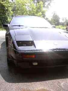 1987 300ZX TURBO FULLY LOADED T TOPS