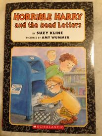 Horrible Harry and the dead letters book. Collectible
