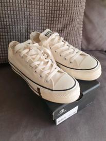 Womens Converse CTAS LIFT OX pumps shoes Size 5