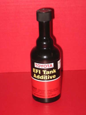 GENUINE TOYOTA EFI TANK ADDITIVE  00289 EFI00  ALL TOYOTA MODELS