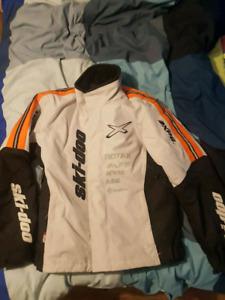 Manteau ski-doo x-team